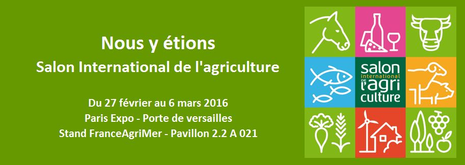 BeeOsphere au Salon international de L'agriculture 2016